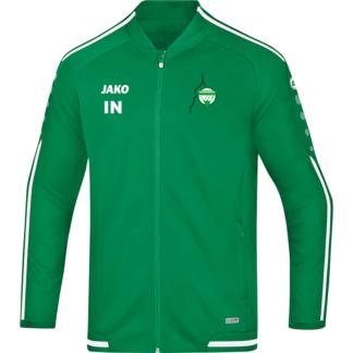 Freizeitjacke Striker 2.0 sportgrün-weiß
