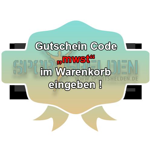 Gutschein Code MwSt